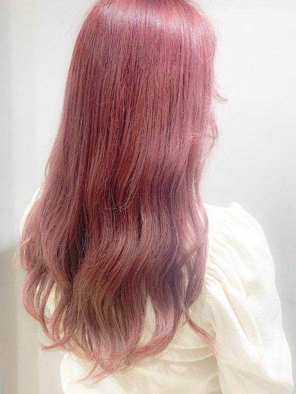 「ブリーチ×ピンクカラー」のサムネイル